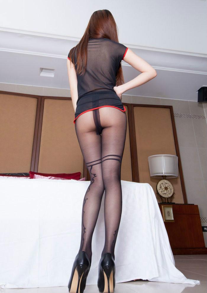 beautyleg Sabrina 黑丝美腿诱惑