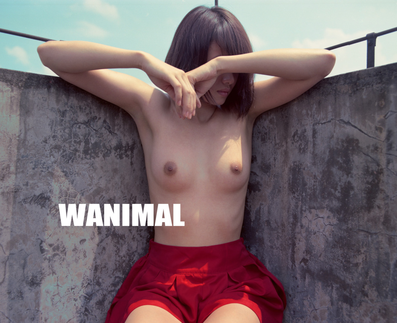 [WANIMAL王动] 2014年 作品 [50P]第一期