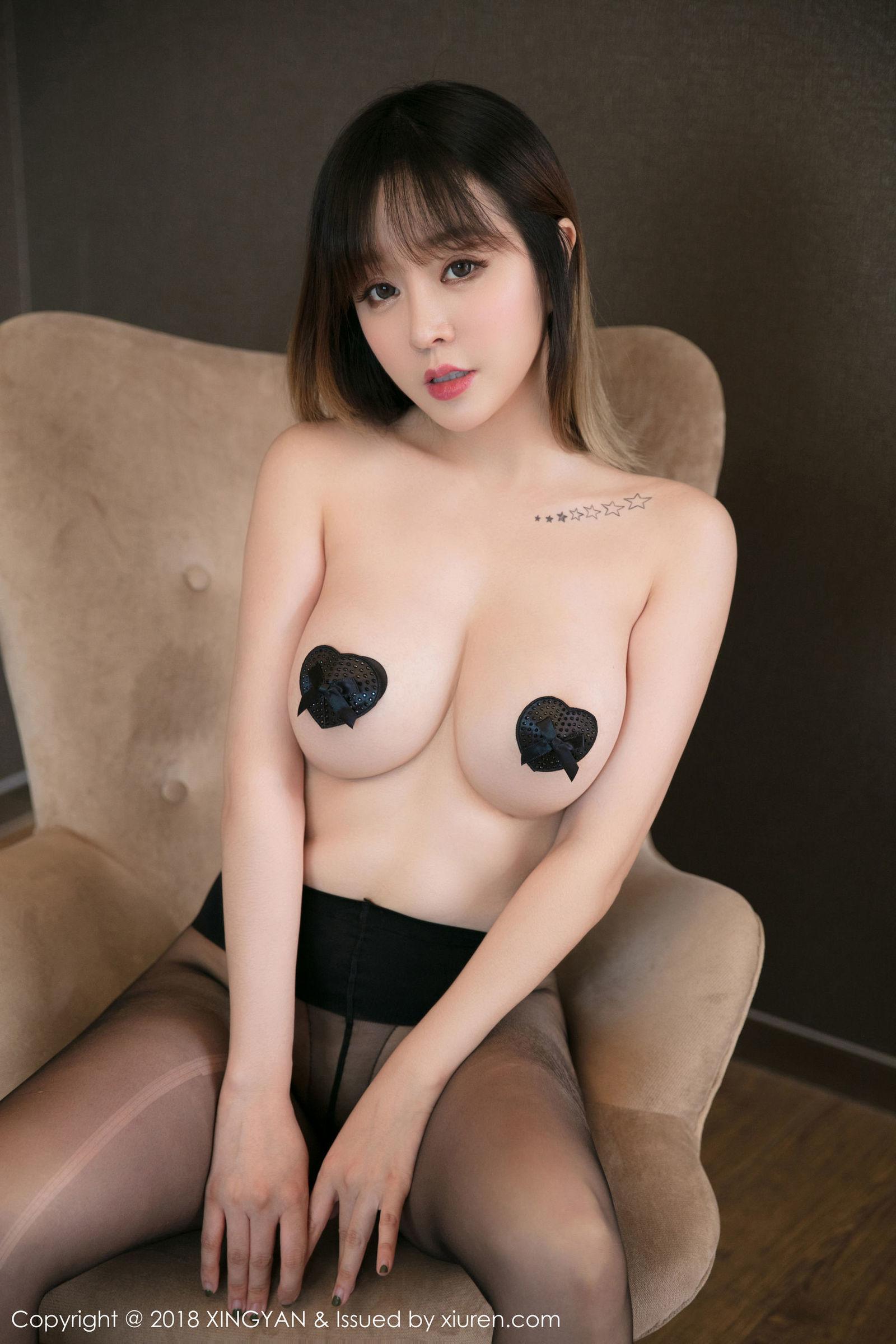 性感女神@王雨纯蕾第三套写真