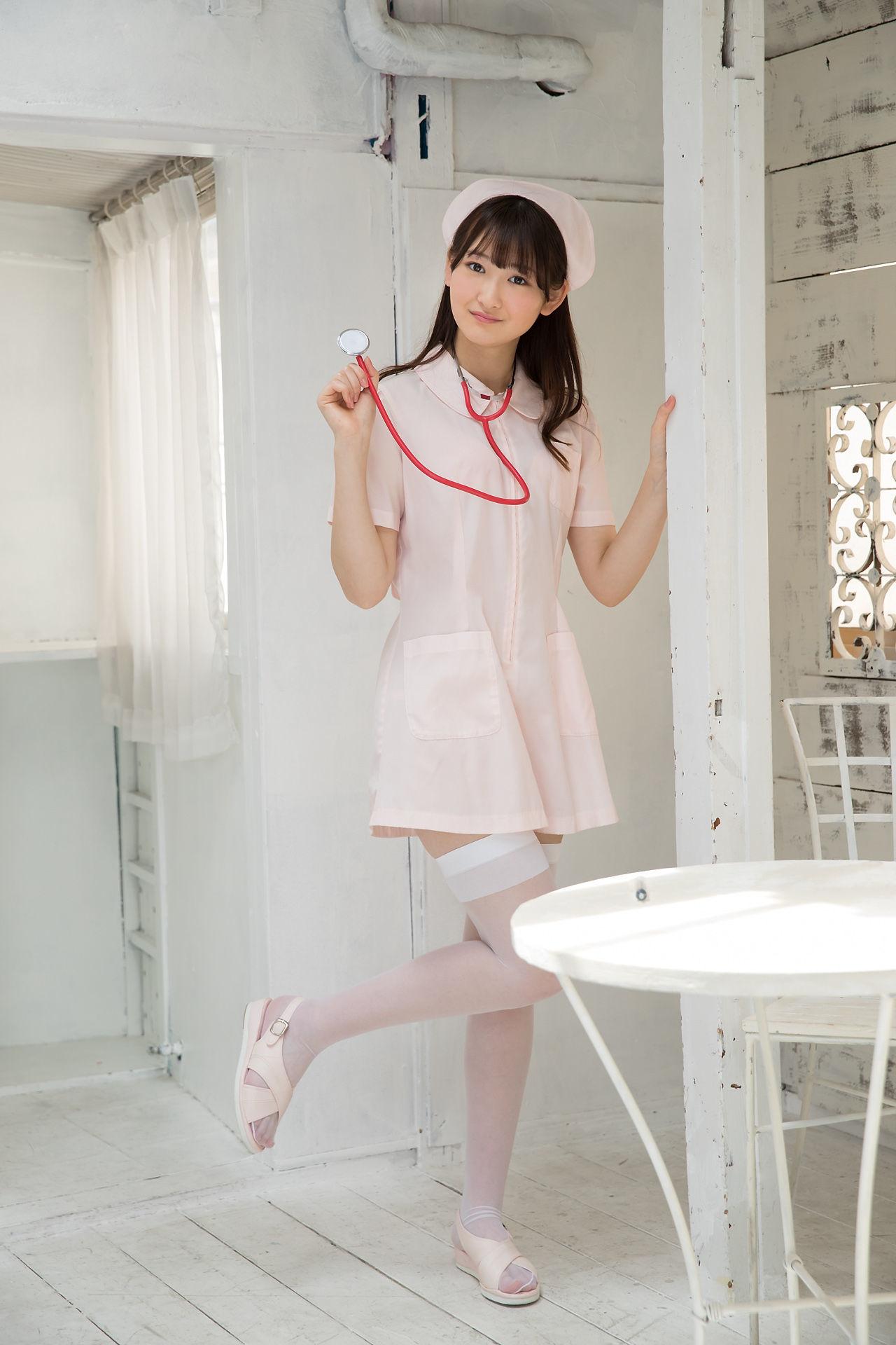 近藤あさみ - 性感美护士写真套图