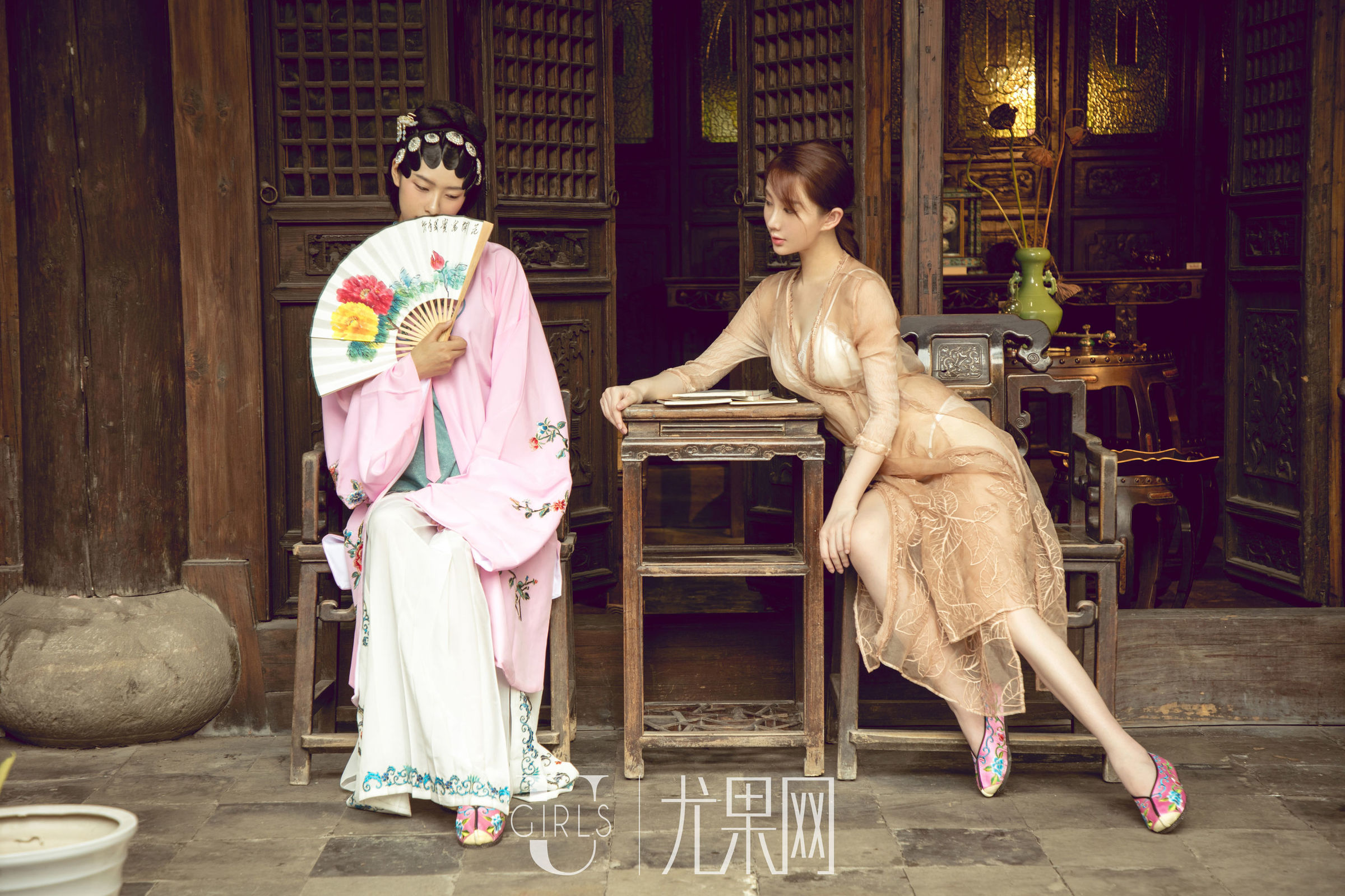 苏小曼&方子萱 - 白月光
