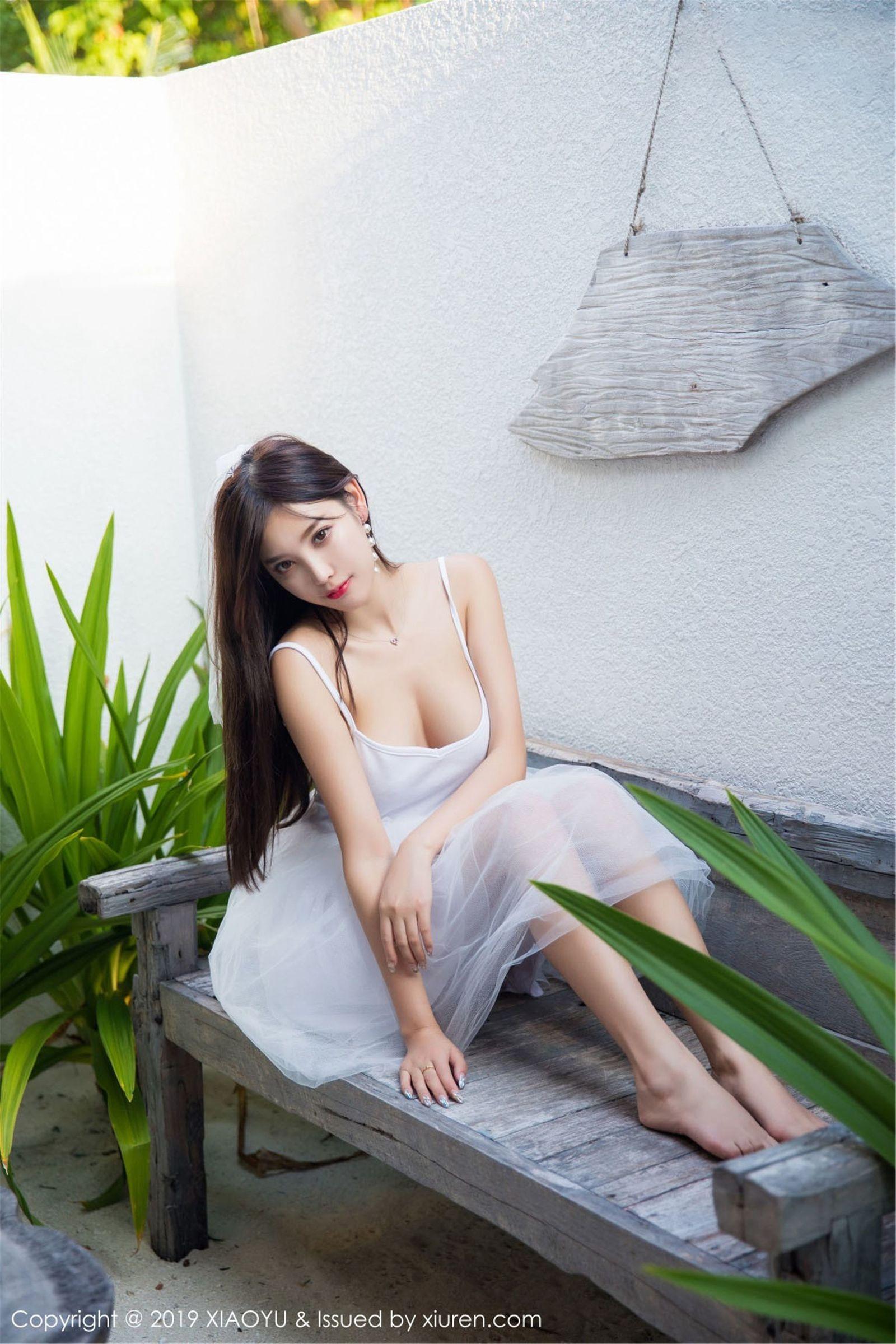 女神@杨晨晨sugar马尔代夫旅拍写真