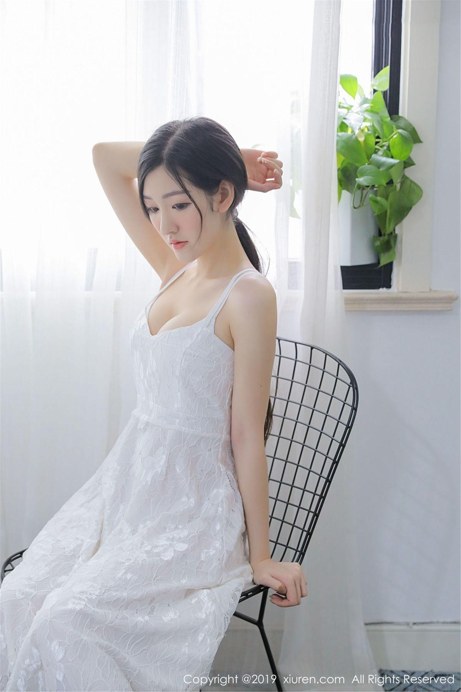 模特@沈梦瑶性感私房魅惑写真
