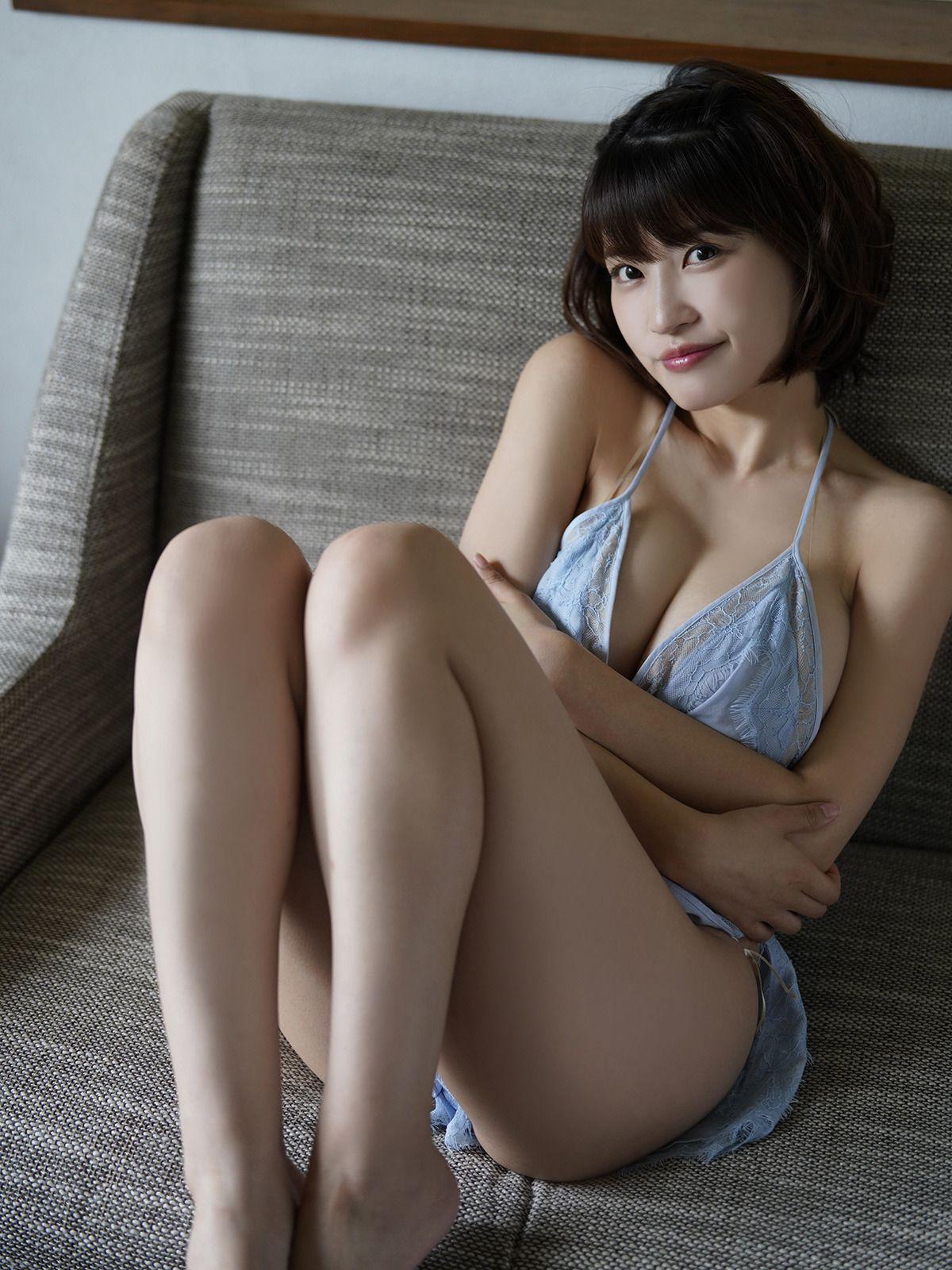 [Sabra.net] 岸明日香『真夏のGパイSHOCK 2』 写真套图