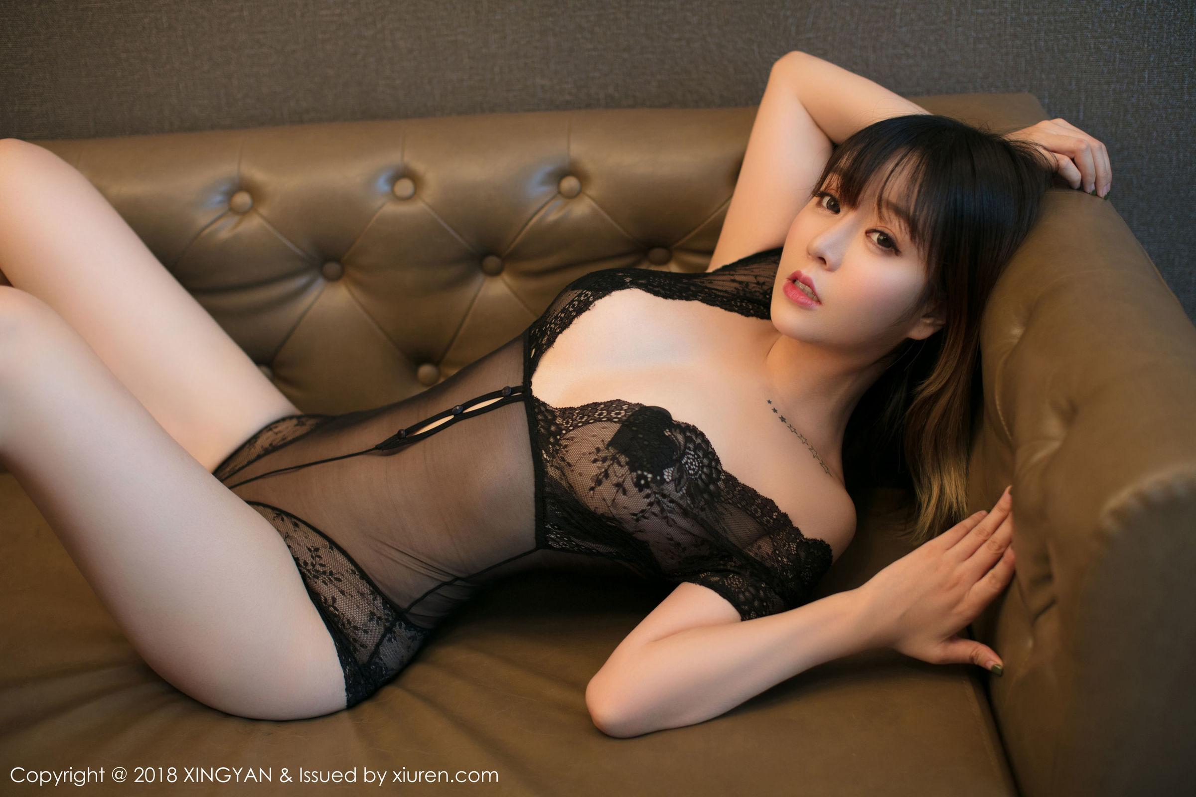 性感女神@王雨纯蕾第四套写真A