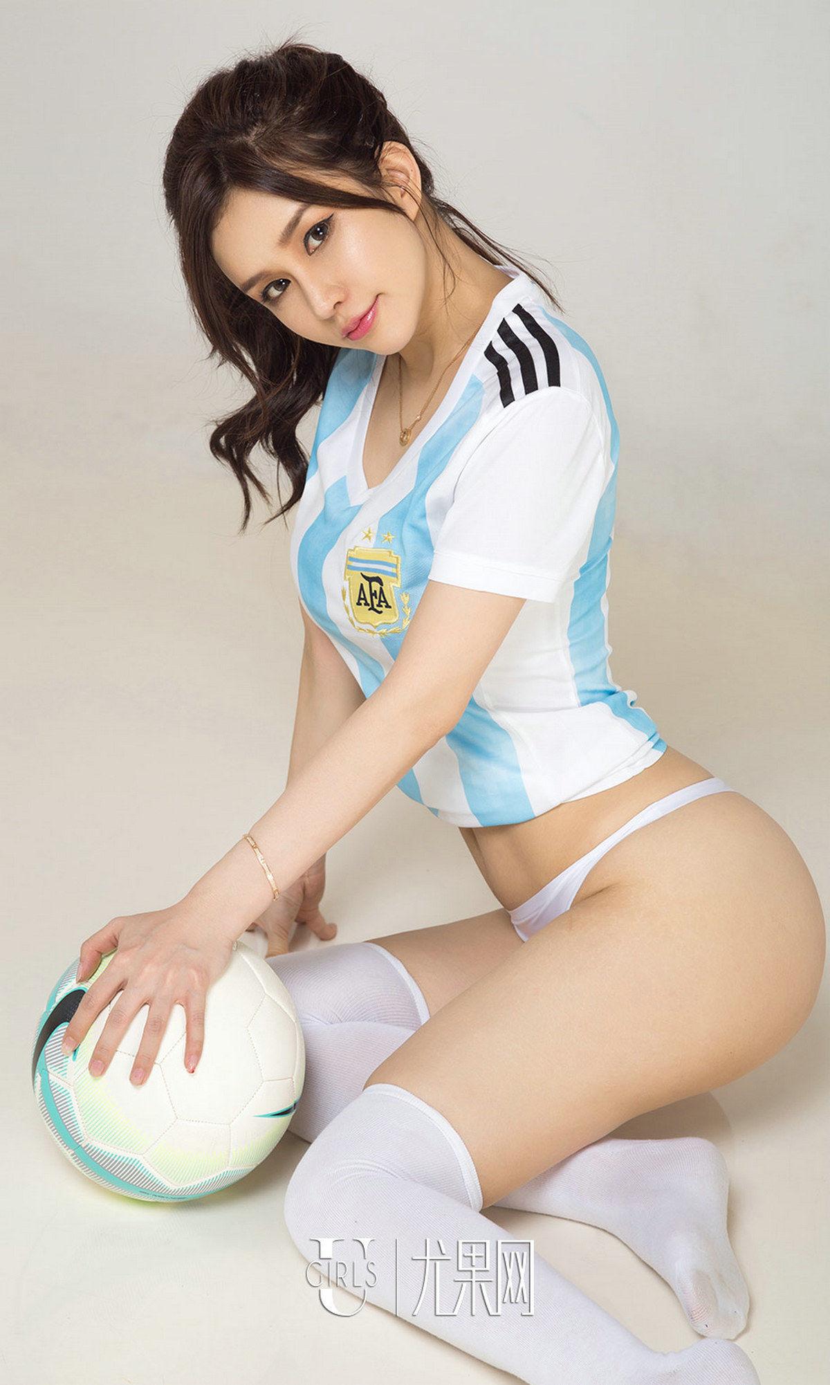 纯小希 - 阿根廷 不能平! 写真套图