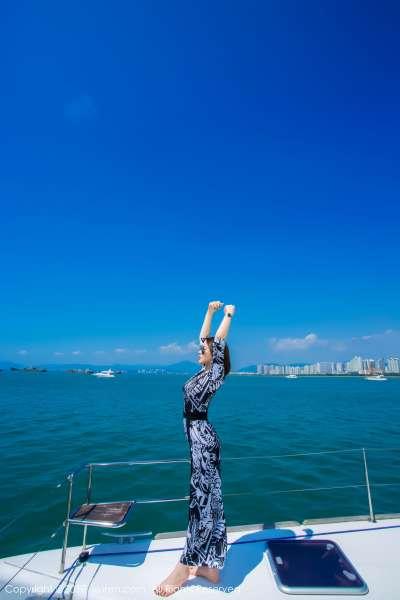 廿十凯竹@海南三亚拍摄