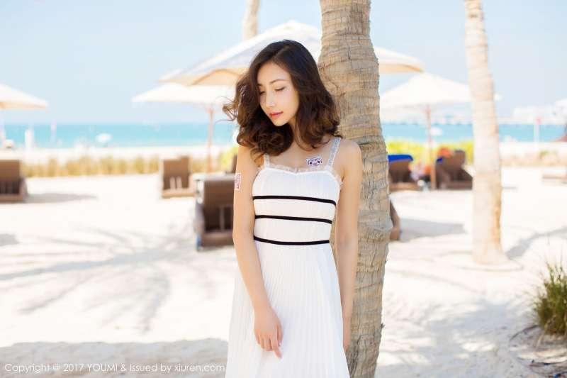 Yumi-尤美 - 迪拜旅拍第一套写真