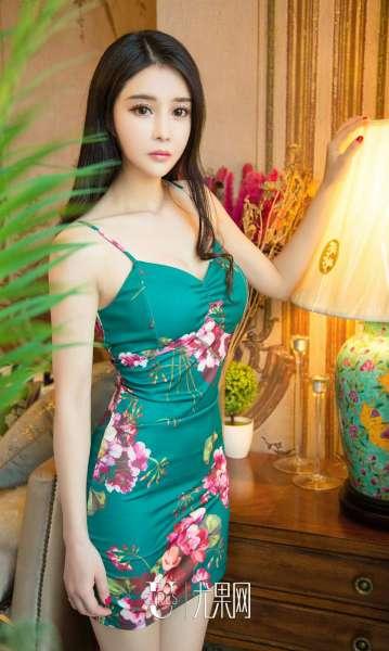 杜小雨 - 新年花开 写真套图