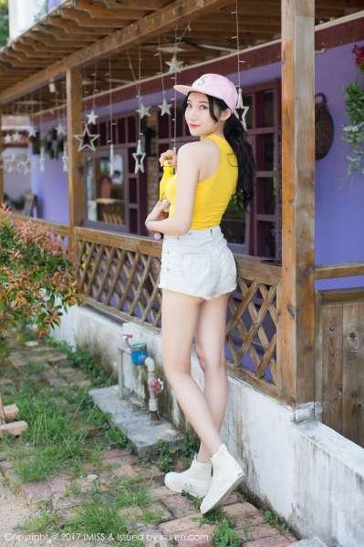 美女模特@小狐狸Sica 首套写真套图