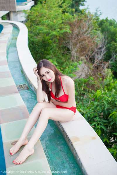 SISY思 - 泰国普吉岛旅拍写真第一套