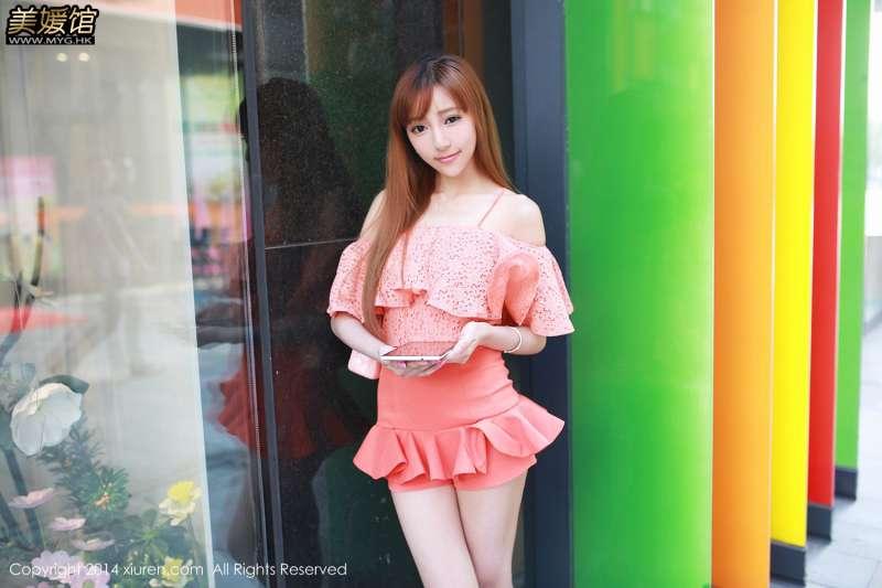 王馨瑶Yanni-驰为数码宣传套图~