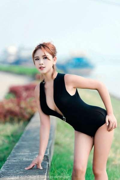 萌宝儿BoA - 海岛户外露出~