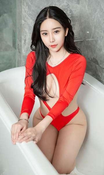 小戴@爱你的季节 写真套图