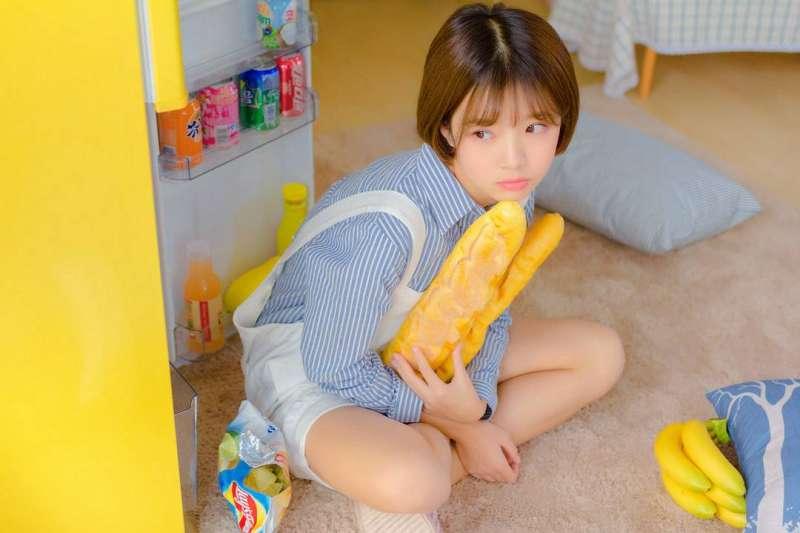 清纯少女甜美写真集