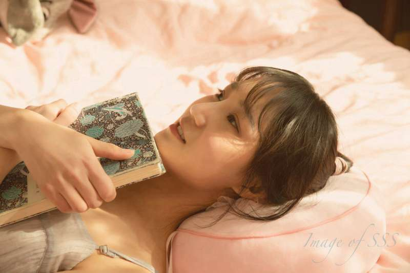 清纯美女唯美写真